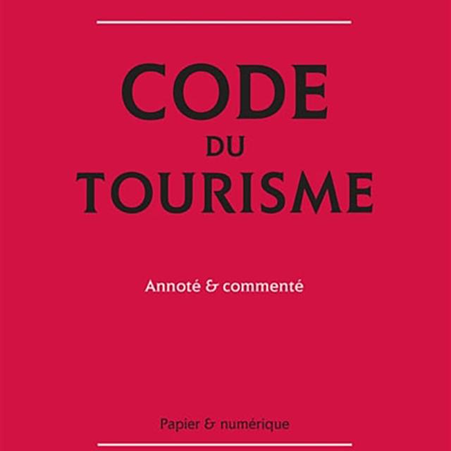 Code Du Tourisme 2020