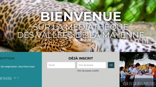 Accès méditheque Mayenne Tourisme