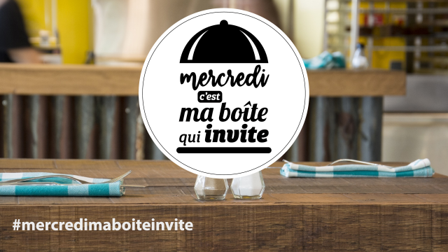 Mercredi Ma Boite Invite Mise En Avant