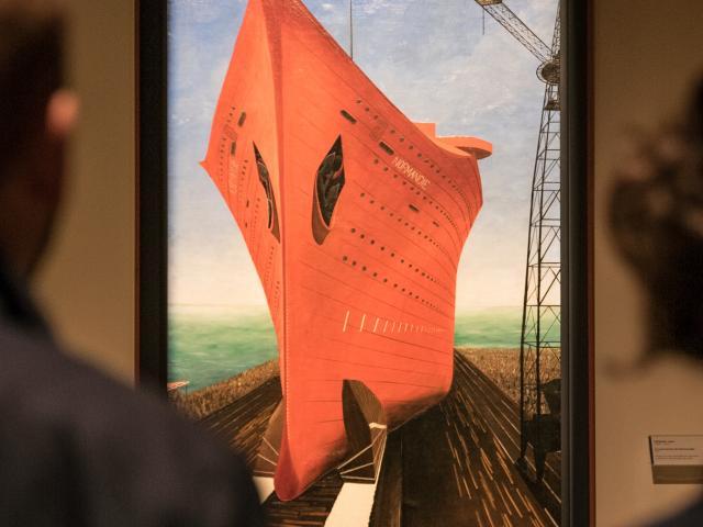 Musee D Art Naif Et Des Arts Singuliers Manas Laval (ville) Cp Sarah Veysseyre