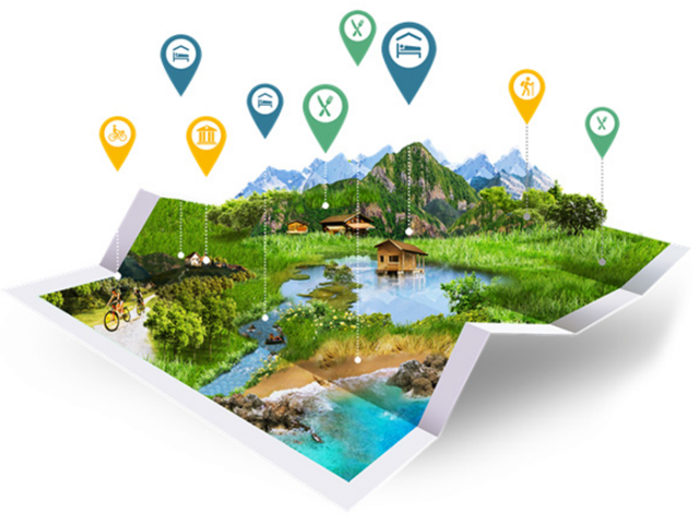 Carte Fond Tourisme Durable