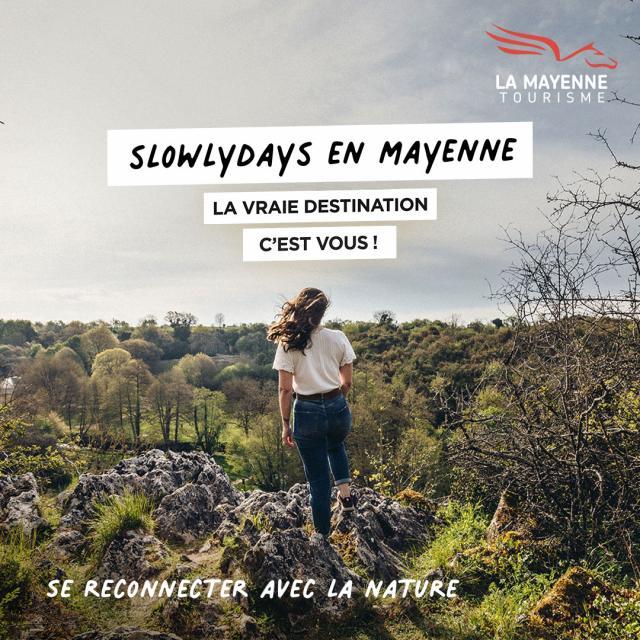 Fb Slowlydays Se Reconnecter A La Nature 1080x1080px