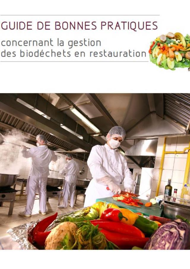 Guide Des Bonne Pratiques Biodéchets En Restauration