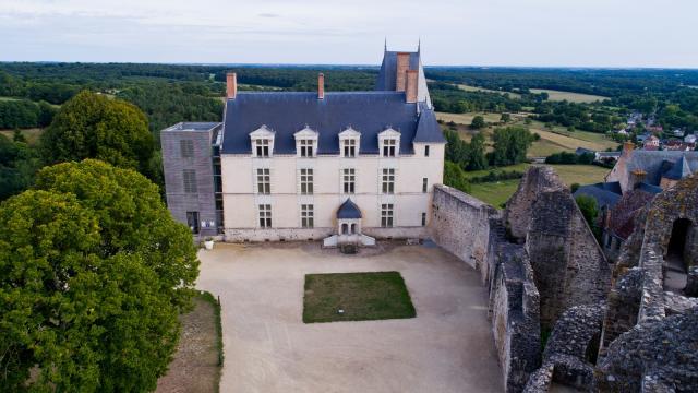 Sainte-Suzanne - Le CIAP
