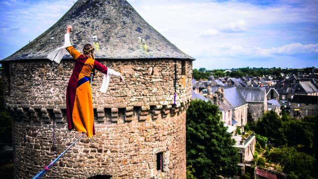 Château de Lassay - Vertigo
