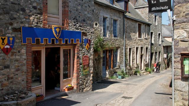 Sainte-Suzanne - Ruelle