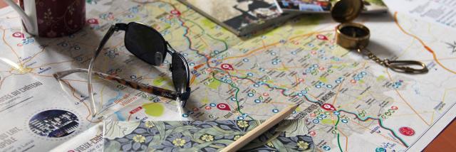Cartes Et Brochures Mayenne Tourisme