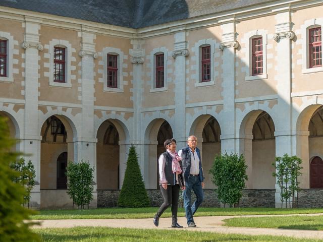Couvent des Ursulines - Château-Gontier sur Mayenne