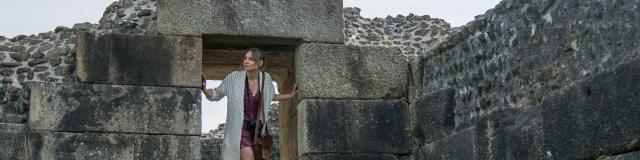 Jublains - La forteresse