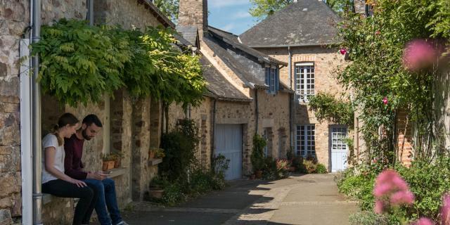 Sainte Suzanne Village
