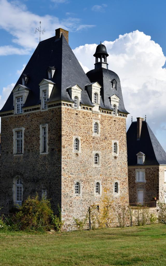 Château des Arcis