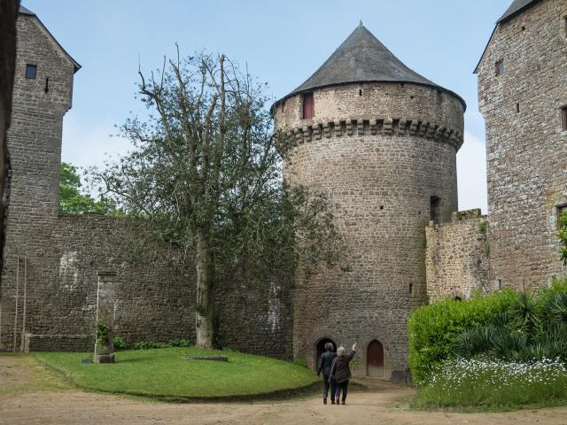 Château de Lassay - Lassay-les-Châteaux