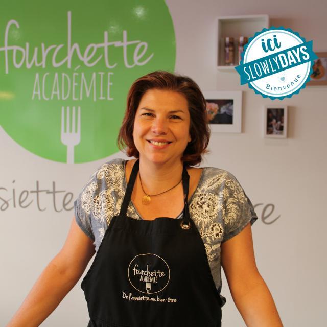 Emmanuelle Gréco Fourchette Académie Slowlydays 2
