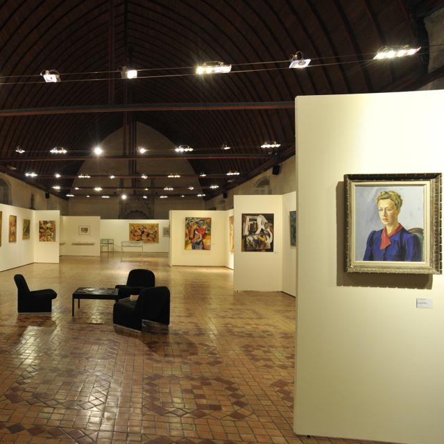 Exposition Andrée Bordeau Lepeck