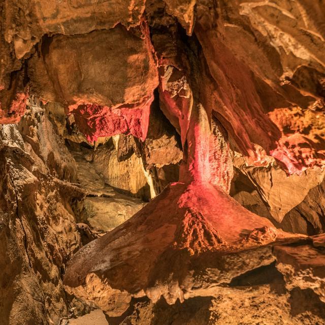 Grottes de Saulges - Thorigné-en-Charnie