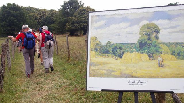 Circuit des peintres Pissarro et Piette