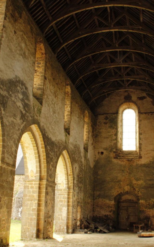 Abbaye De Clairmont Olivet