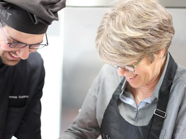 Atelier Cuisine Restaurant Le Beyel à Origné - atelier