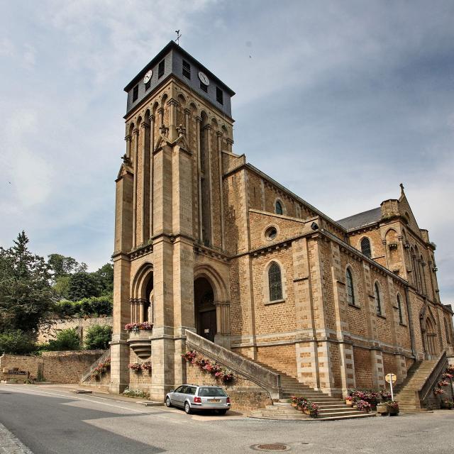 Eglise de Chailland