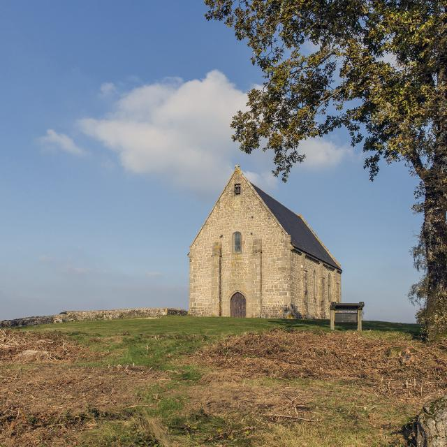 Chapelle du Montaigu - Hambers