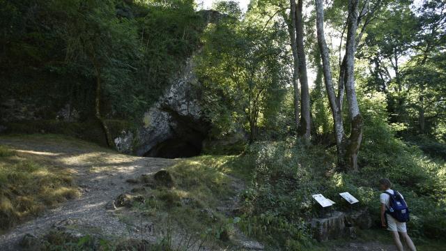 Grottes de Saulges