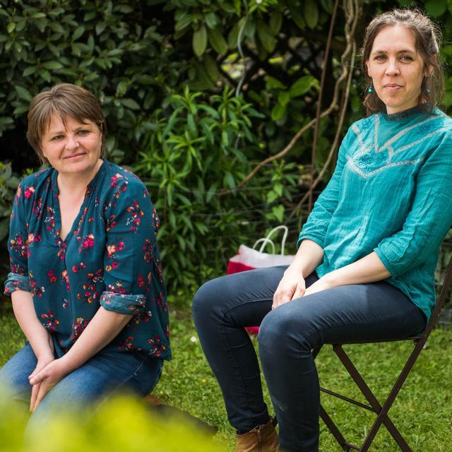 Atelier gestion du Stress Christele Robin et Emilie Querville