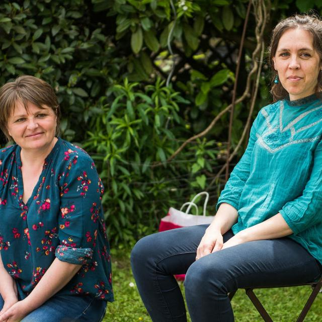 Atelier Gestion du Stress - Christele Robin et Emilie Querville