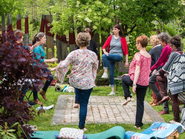 Atelier Gestion du Stress -Exercices de détente