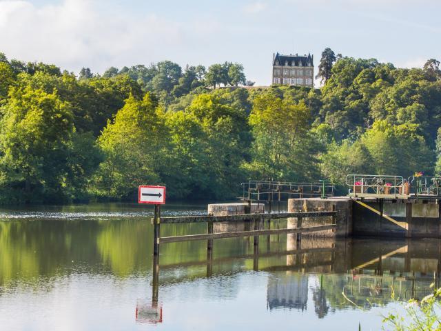 Les bords de la Mayenne Sud Mayenne Origné