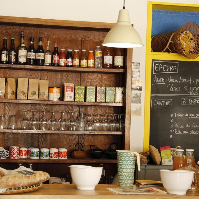 Le Comptoir - Pre en Pail - Bar