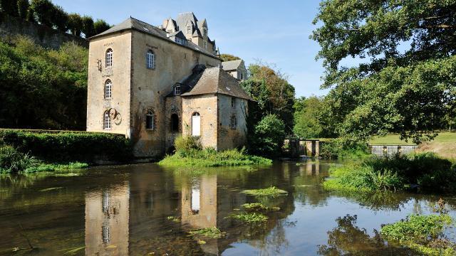 Moulin De Thevalles Chemere Le Roi