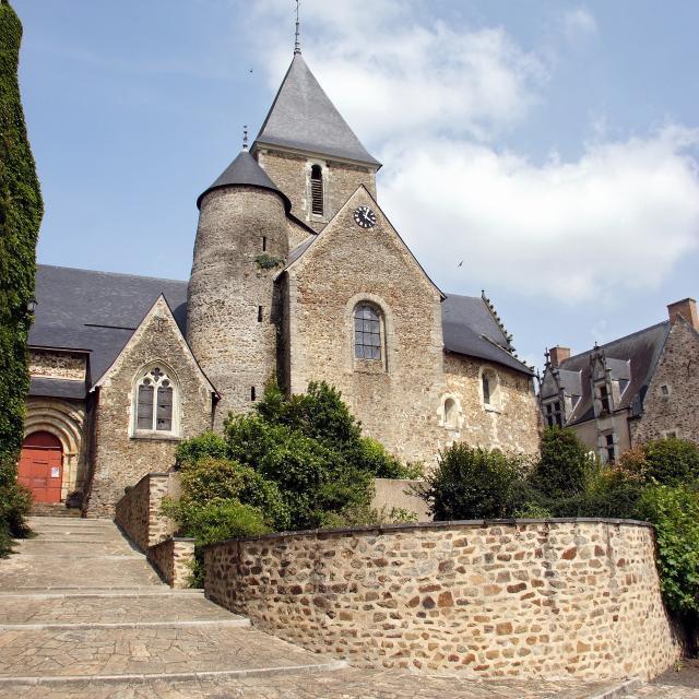 Eglise - Saint Denis D Anjou