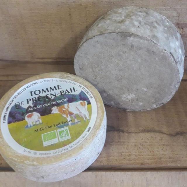 Tomme De Pail - Fromage