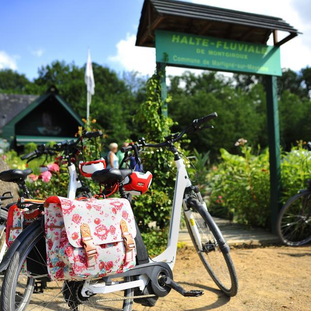 Vélo Francette - Montgiroux