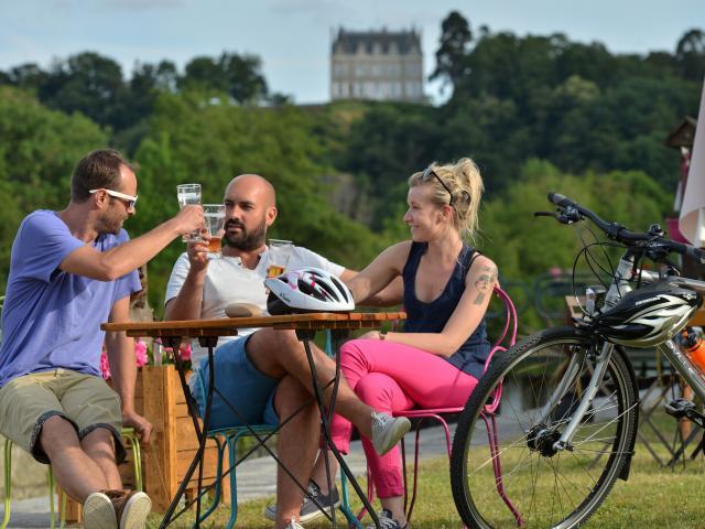 La Vélo Francette - Origné