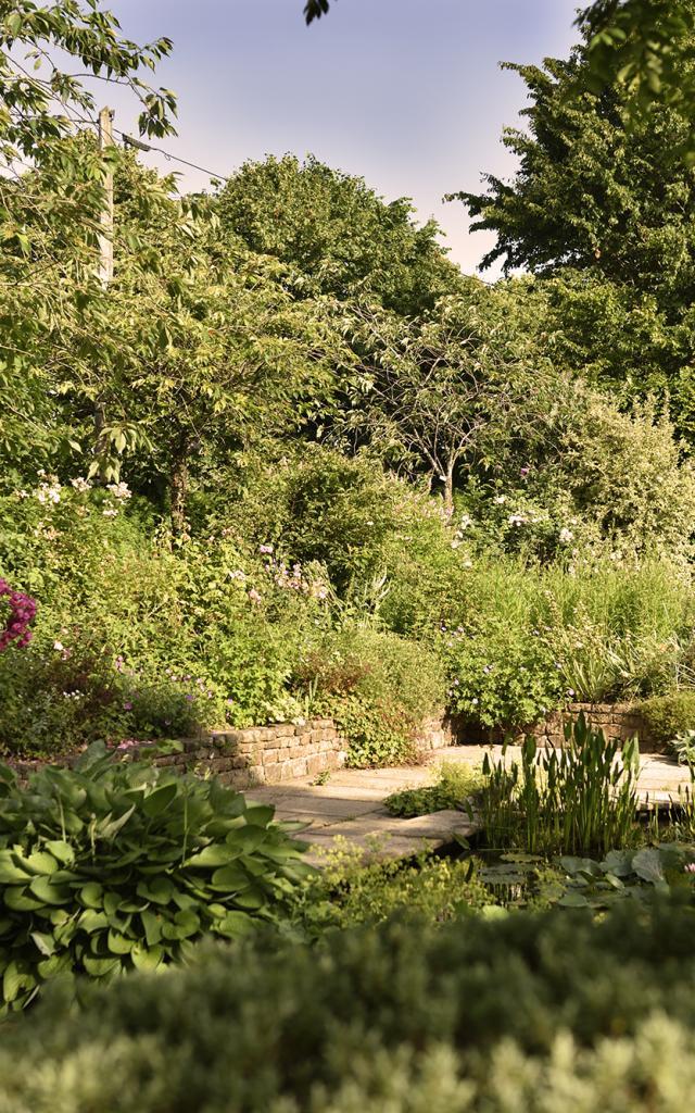 Jardin de la Pellerine - La Pellerine