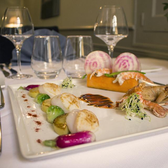 Restaurant la Forge - Fontaine-Daniel