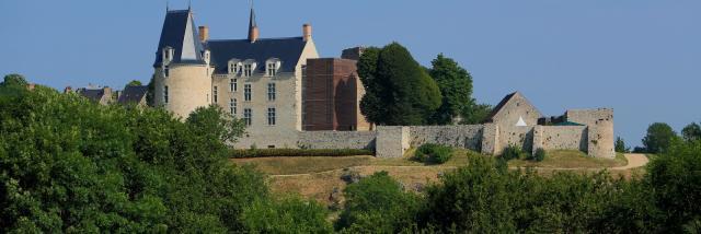 Château de Sainte Suzanne