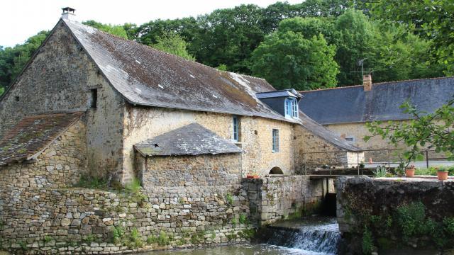 Le Moulin De Go - St Pierre Sur Erve