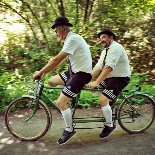 Vélo Agglo Rétro - Pays de Laval