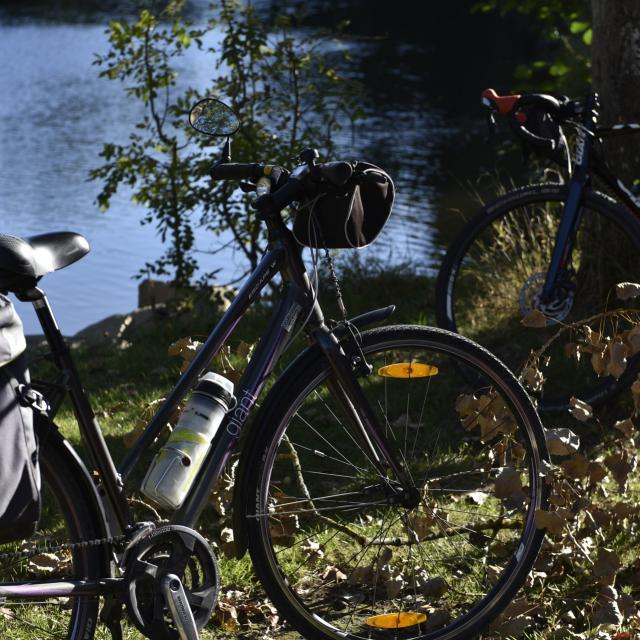 Vélo tourisme - Pré-en-Pail
