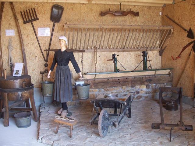 Musée le Pot au Lait à Villaines la Juhel