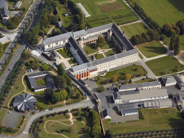 Abbaye De La Coudre à Laval