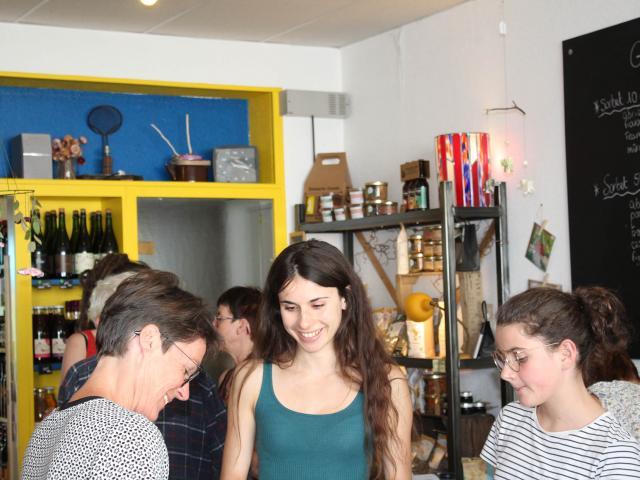 Atelier Fabriquer sa lessive - le comptoir - Pre en Pail - Alice Halley