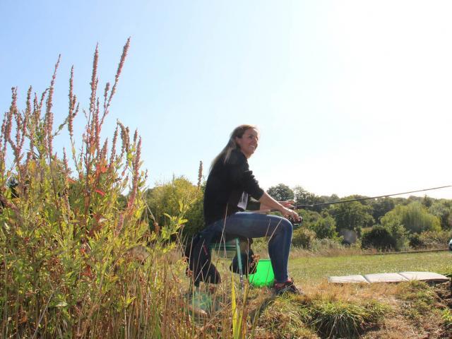 Atelier peche methode feeder - carpodrome