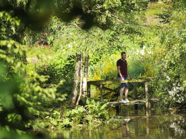 Jardin La Pellerine