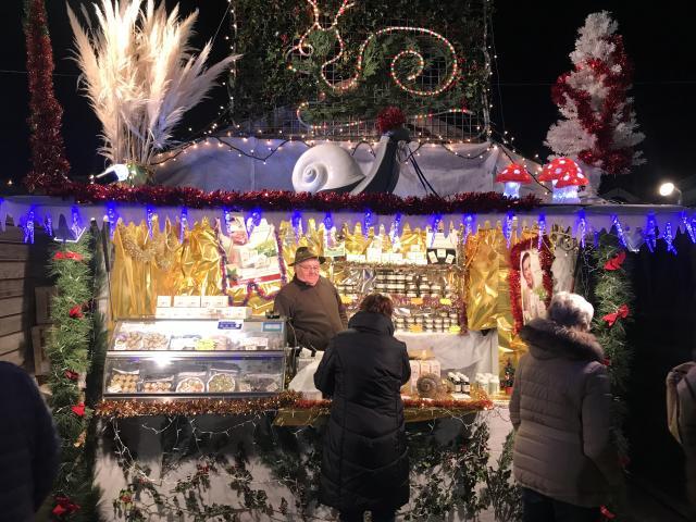 Marché De Noël à Laval