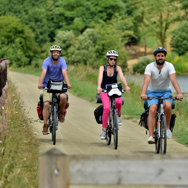 La Vélo Francette à Saint-Sulpice