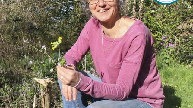 Portrait Marie Cloteau A La Rencontre Des Plantes Slowlydays 4