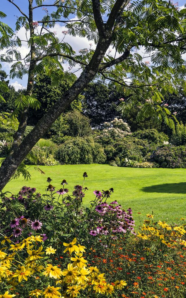 Jardins des Renaudies